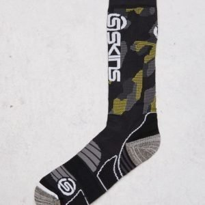 Skins Active Compression Socks Glitch Camo