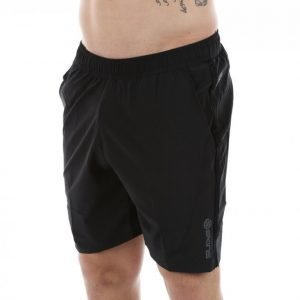 Skins Plus Apollo Mens Shorts 7 Inch Treenishortsit Musta