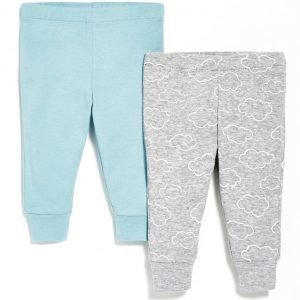 Skip Hop Leggingsit Baby Starry Chevron Grey