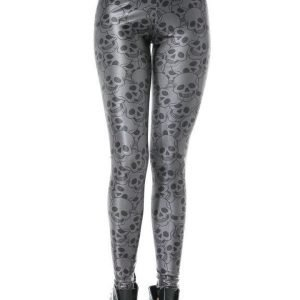 Skull Leggings Tights