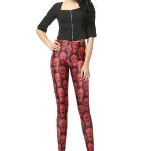 Skull Zombie Leggings Tights