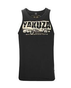 Skull&Rifle Tank Black