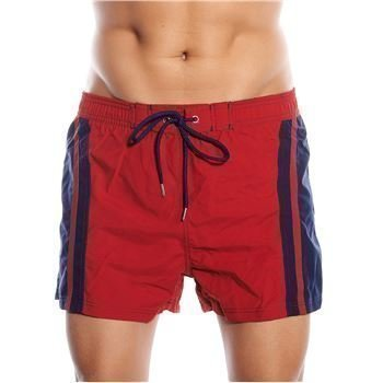 Sloggi SidSlo Swim Shorts Red