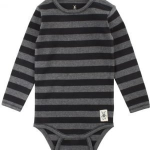 Small rags Body Danny LS Body Jet Black