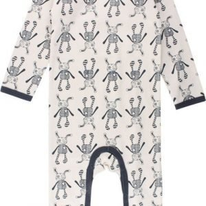 Small rags Potkupuku Real Romper Dark navy