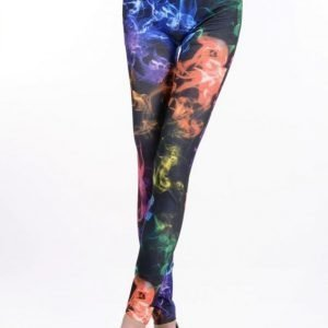 Smoke Color Leggings Tights