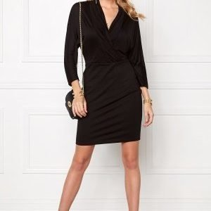 Soaked In Luxury Dafi Dress Black