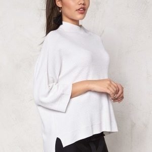 Soaked In Luxury Juliette Pullover Lily White