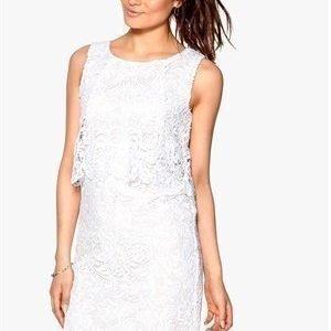Soaked In Luxury Kisha dress Pure White
