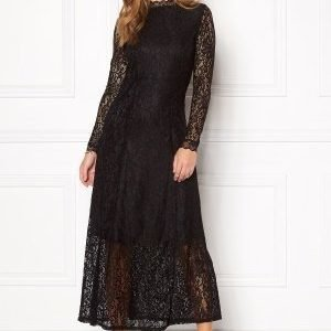 Soaked In Luxury Lilo Dress Black