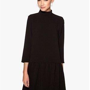 Soaked In Luxury Naya Dress Black