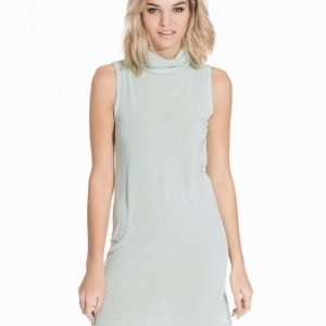 Soaked In Luxury Nixie Dress Loose Fit Mekko Mint