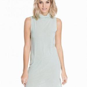 Soaked In Luxury Nixie Dress Loose Fit Mekko Mint
