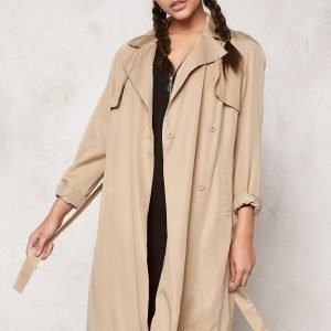 Soaked In Luxury Perone Trench Coat Camel