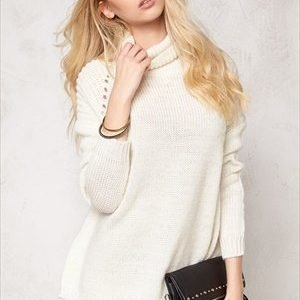 Soaked In Luxury Rebecca Jumper Lily White