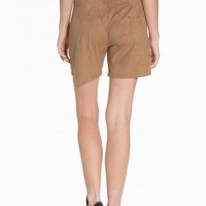 Soaked In Luxury Scilia Shorts Shortsit Cognac
