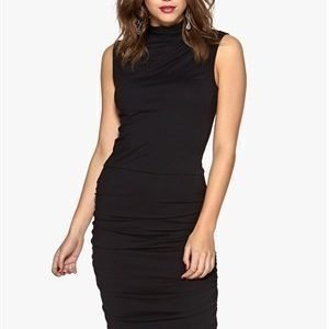 Soaked In Luxury Shirley Dress Black