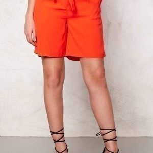 Soaked In Luxury Shirley ShortsShirley ShortsShirley Shorts TangerineTangerineTangerine