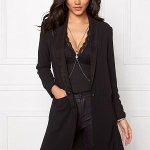 Soaked In Luxury Sydney Jacket Black
