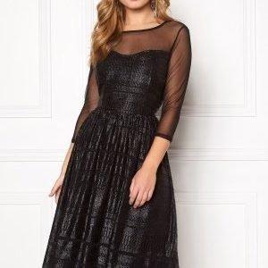 Soaked In Luxury Vogue Dress Black