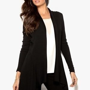 Soaked In Luxury Walkover Cardigan 050 Black