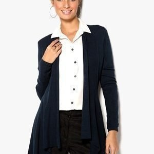 Soaked In Luxury Walkover Cardigan 287 Night Blue