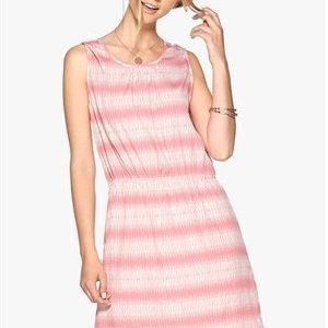 Soaked In Luxury Zona dress Roosa/Offwhite
