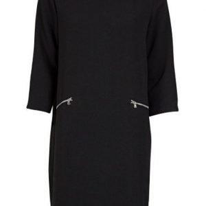 Soaked in Luxury Manzo Dress Black