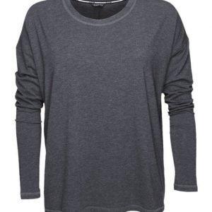 Soc Cozy Ls Top Pitkähihainen t-paita