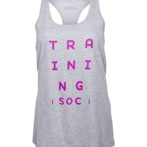 Soc Printed Top Hihaton paita