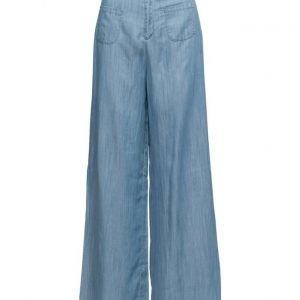 Soft Rebels Kenn Pants leveälahkeiset farkut