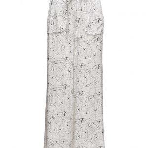 Soft Rebels Lara Pants leveälahkeiset housut