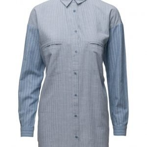 Soft Rebels Line Shirt pitkähihainen paita