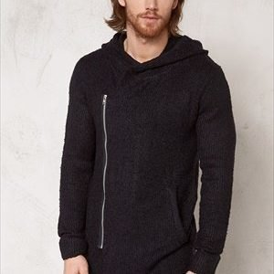 Solid Altair Knit 9000 Black