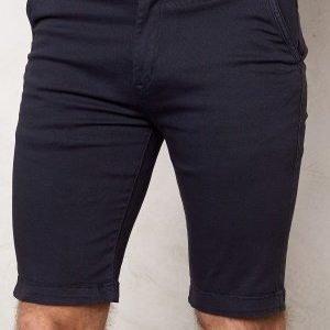Solid Alton Shorts 1991 Insignia Blue