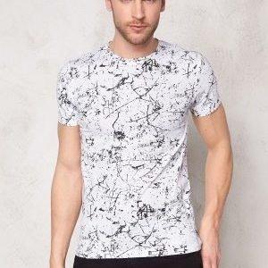 Solid Balsam T-shirt 9000 Black