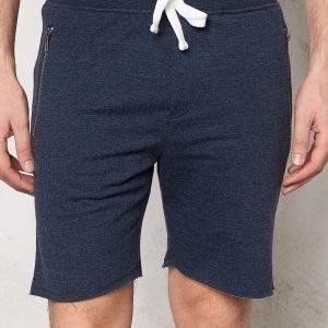 Solid Bard Shorts 8991 Ins Blue