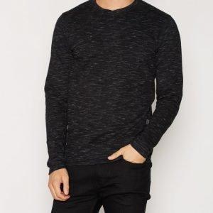 Solid Dahl T-shirt Pusero Black