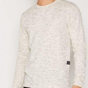 Solid Dahl T-shirt Pusero White
