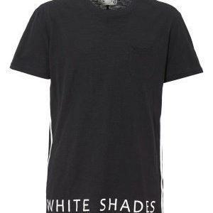 Solid Dal T-Shirt 9000 Black