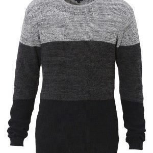 Solid Danny Knit 9000 Black