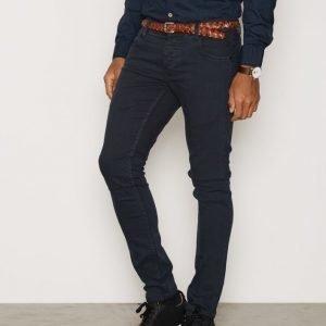 Solid Dexter Stretch Jeans Farkut Insignia Blue