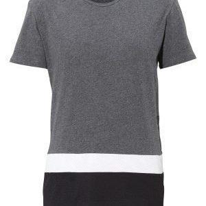 Solid Donaver T-shirt 8236 Grey Mel