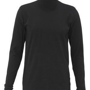 Solid Doyle T-shirt 9000 Black
