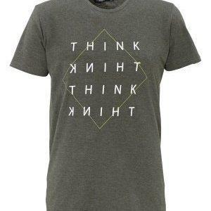 Solid Drew T-Shirt 8400 Rosin Mel
