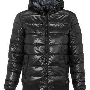 Solid Duky Jacket 9000 Black