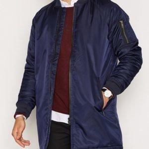 Solid Edvart Jacket Takki Insignia Blue