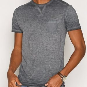 Solid Elemir T-shirt T-paita Black