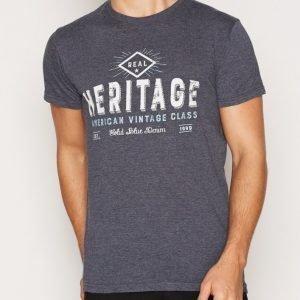Solid Elikas T-shirt T-paita Blue