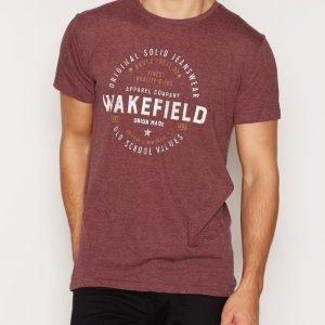 Solid Elikas T-shirt T-paita Royal